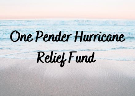 one-pender-hurricane-relief-fund